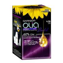Garnier Olia Bold Permanent Hair Colour 4.26 Rose Violet