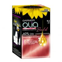 Garnier Olia Bold Permanent Hair Colour 9.2 Rose Gold