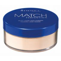 Rimmel Match Perfection Silky Loose Face Powder Transparent