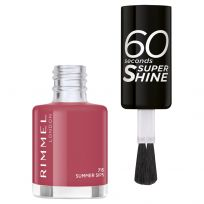 Rimmel Nail Polish 60 Seconds #715 Summer Sips 8ml