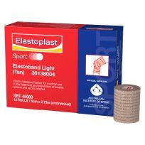 Elastoplast Sport Elastoband Light Tan Roll 7.5cm x 2.75m