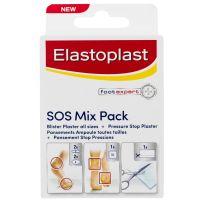 Elastoplast Blister Plaster SOS Mix Pack
