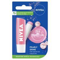 Nivea Lip Balm Pearly Shine 4.8g