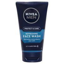 Nivea Men Protect & Care Refreshing Face Wash 150ml