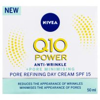 Nivea Q10 Power 10 Light Day Cream 50ml