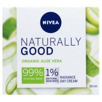 Nivea Naturally Good Radiance Day Cream 50ml