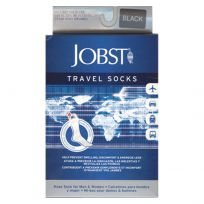 Jobst Travel Socks Black Size 4