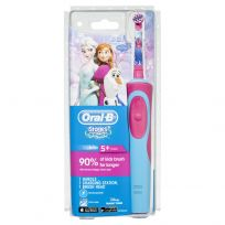 Oral B Stages Power Electric Soft Toothbrush Frozen