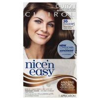 Clairol Nice 'N Easy 117 Natural Medium Golden Brown 1 Pack