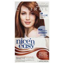 Clairol Nice 'N Easy 110 Natural Light Auburn 1 Pack