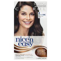 Clairol Nice 'N Easy 120 Natural Dark Brown 1 Pack