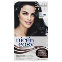 Clairol Nice 'N Easy 122 Natural Black 1 Pack