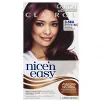Clairol Nice 'N Easy 113A Natural Dark Burgundy Brown 1 Pack