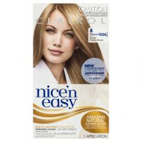 Clairol Nice 'N Easy 103A Natural Medium Blonde 1 Pack