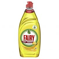Fairy Ultra Concentrate Lemon Dishwashing Liquid 495ml