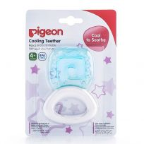 Pigeon Cooling Teether Square 4+ Months