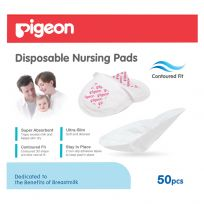 Pigeon Disposable Nursing Pads 50 Pack