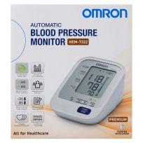 Omron Automatic Blood Pressure Monitor HEM-7322