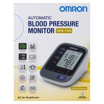 Omron Automatic Blood Pressure Monitor HEM-7320