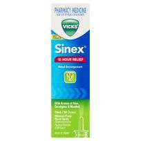 Vicks Sinex Nasal Decongestant Spray 15ml