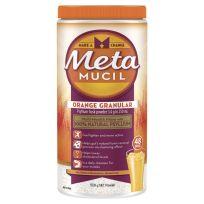 Metamucil Fibre Supplement Granular Orange 48 Doses