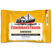 Fisherman's Friend Aniseed Mint Lozenges 25g