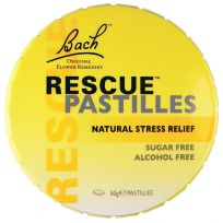 Bach Rescue Remedy Pastilles Original 50g