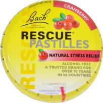 Bach Rescue Remedy Pastilles Cranberry 50g
