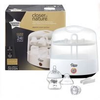 Tommee Tippee Electric Steam Steriliser