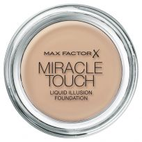 Max Factor Miracle Touch Compact Foundation 75 Golden