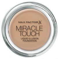 Max Factor Miracle Touch Compact Foundation 80 Bronze