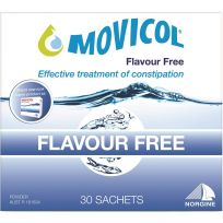 Movicol Adult Flavour Free 30 Sachets