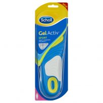 Scholl Gel Activ Sport Insoles for Women 1 Pair