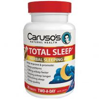 Caruso's Total Sleep 30 Tablets