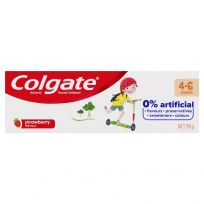 Colgate Toothpaste Kids Strawberry 4-6 80G