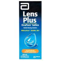 Lens Plus Ocupure Saline Solution 360ml