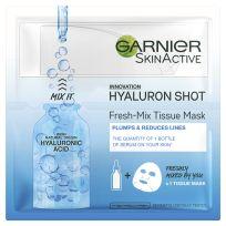 Garnier Fresh Mix Tissue Face Mask Hyaluronic Acid 1 Mask