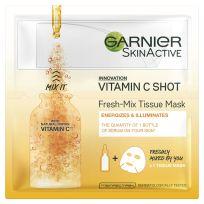Garnier Fresh Mix Tissue Face Mask Vitamin C 1 Mask
