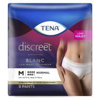 TENA Pants Women Discreet Medium 8 Pack