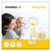 Medela Swing Flex Single Electric Breast Pump