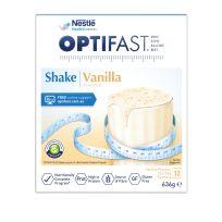 Optifast VLCD Shake Vanilla Sachets 12 Pack