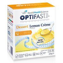 Optifast VLCD Dessert Lemon Creme Sachets 8 Pack