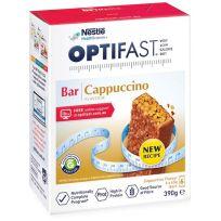 Optifast VLCD Bars Cappucino 6 Pack