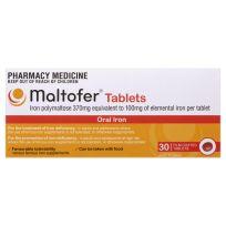 Maltofer 100mg 30 Tablets