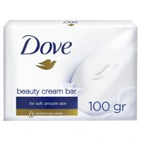 Dove Beauty Cream Soap Bar Original 100g
