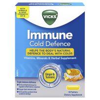 Vicks Immune Cold Defence Tablet 30 Tablets