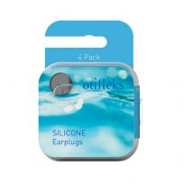 Otifleks Silicone Ear Plugs 4 Pack