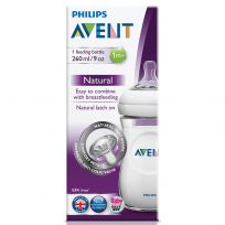 Avent Natural Feeding Bottle 260ml