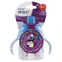 Avent No Drip Cup Blue 260ml