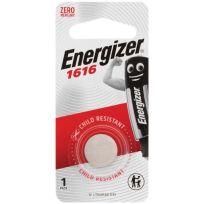 Energizer CR1616 Battery 3V Lithium 1 Pack